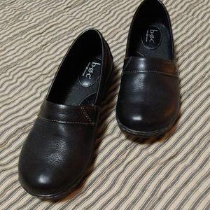 BOC black shoes size 6M